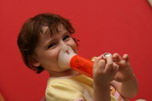 Astma ziekte