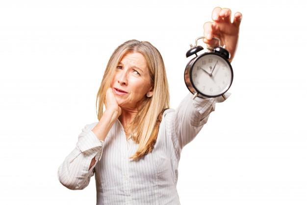 begin menopauze symptomen