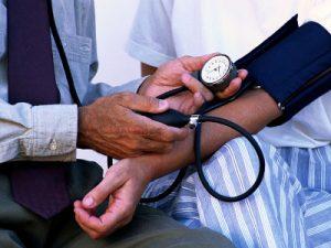 Hoge bloeddruk ziekte